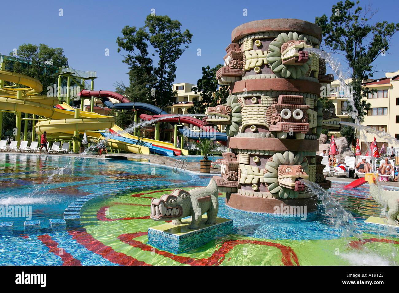Aqua Park Bulgaria Sunny Beach