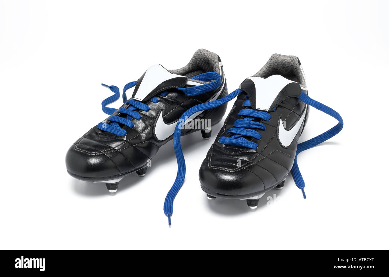 football boots - Stock Image