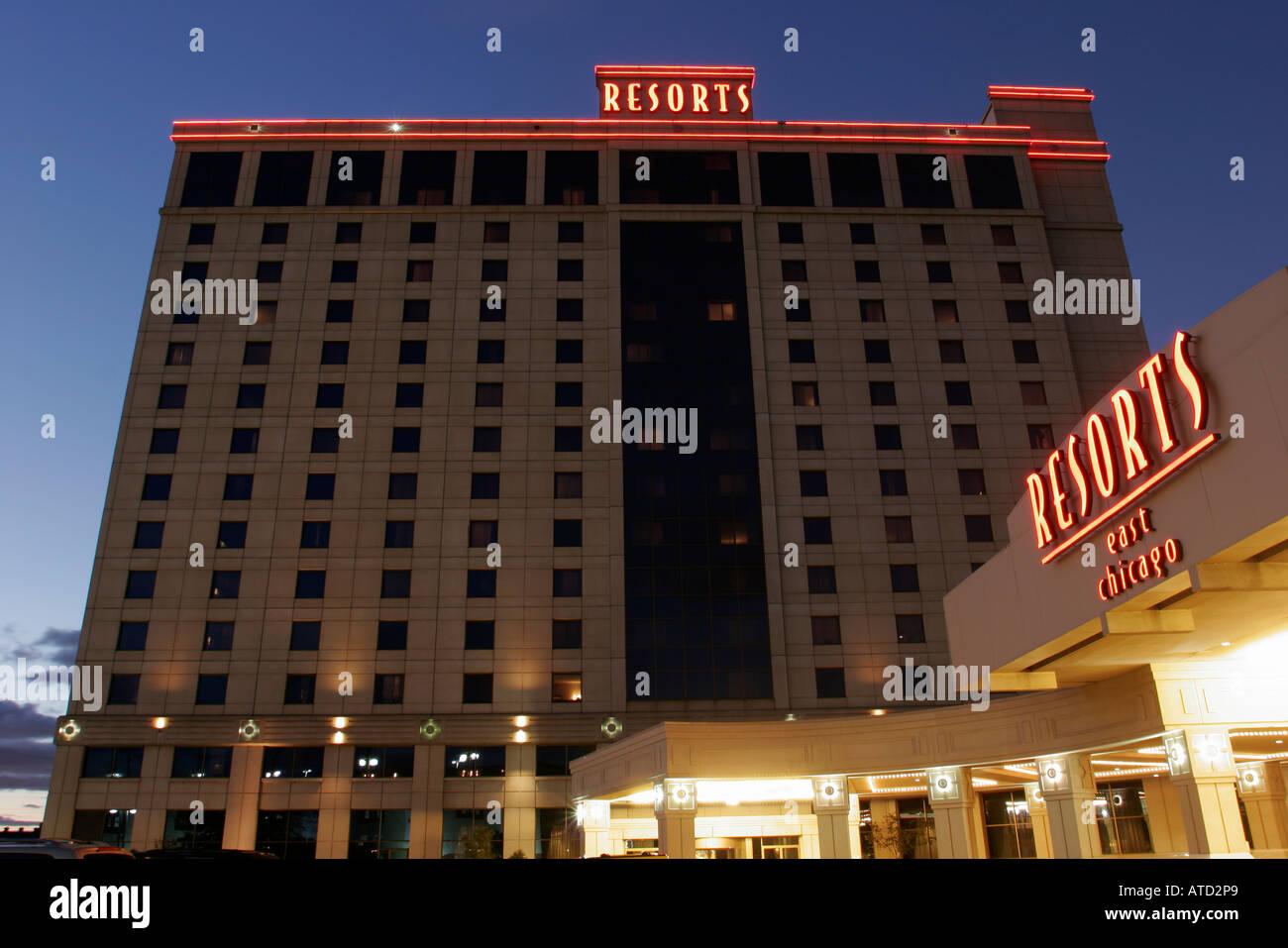 Resorts casino gary in river rock casino canada line