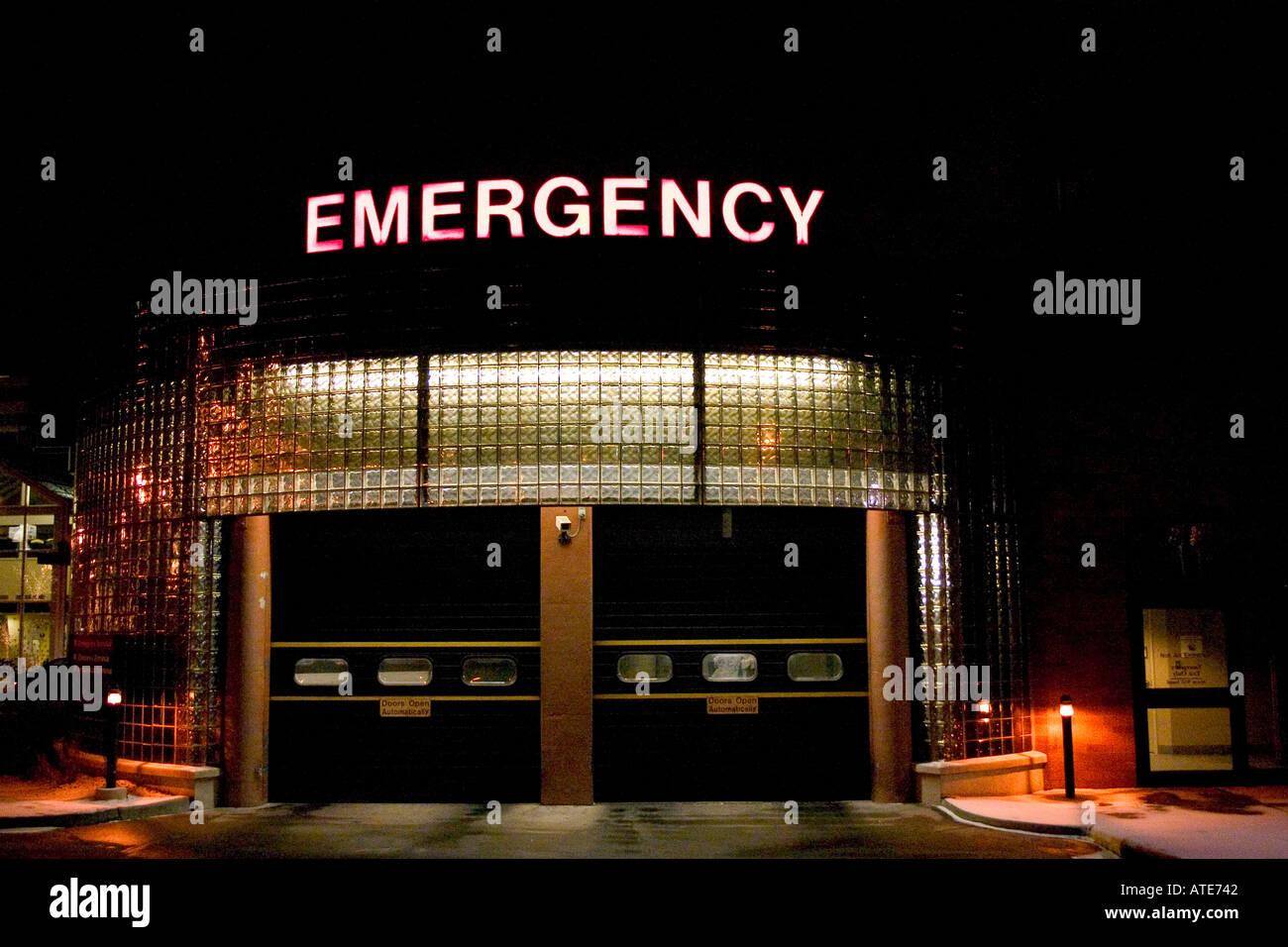 Fairfax Hospital Emergency Room Parking