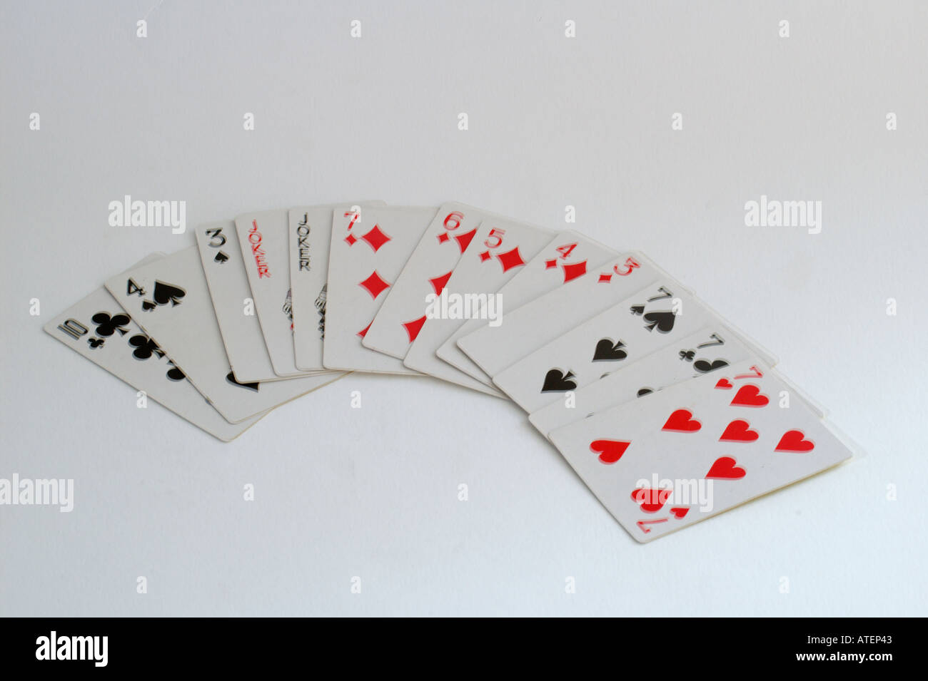 Gin Rummy Stock Photos Gin Rummy Stock Images Alamy