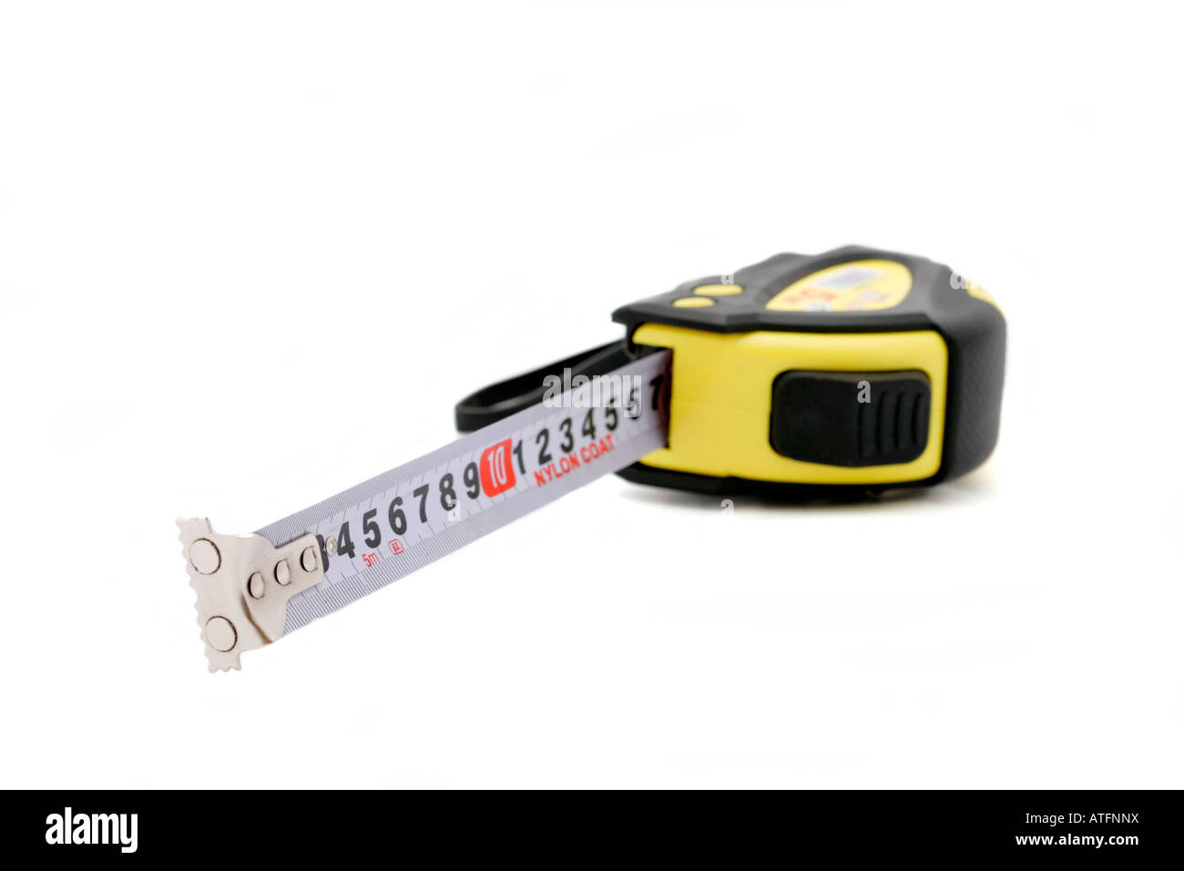 Builder Mend Fix Meter Cm Inch Plastic Ruler Rule Units Tape Measure