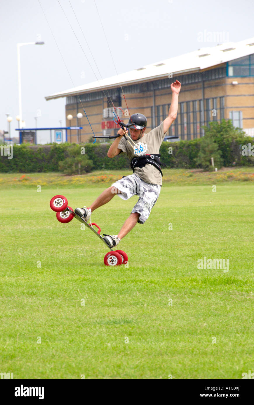 Eastbourne Extreme - Stock Image