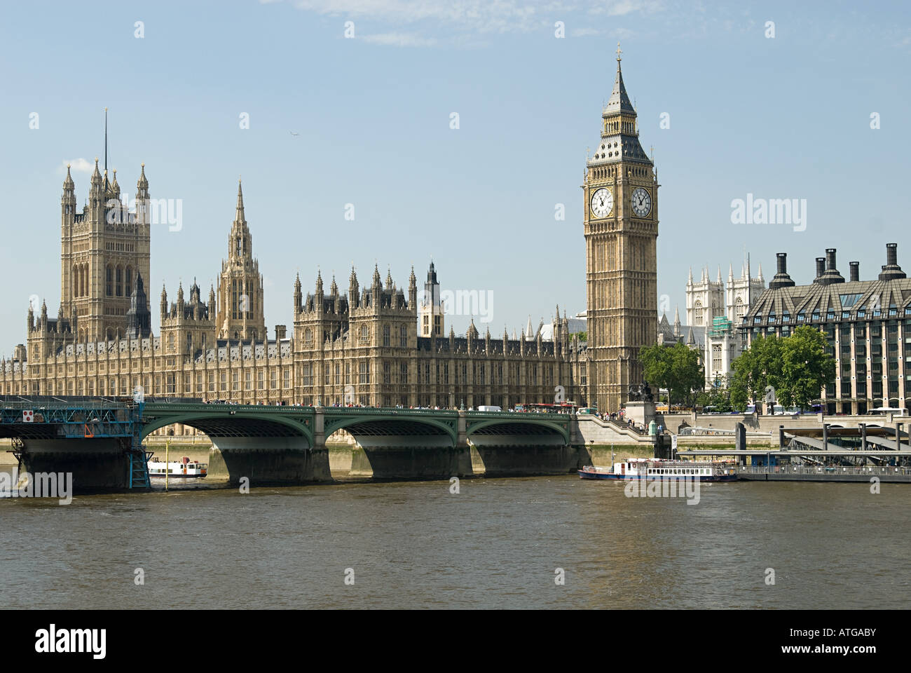 Westminster london - Stock Image