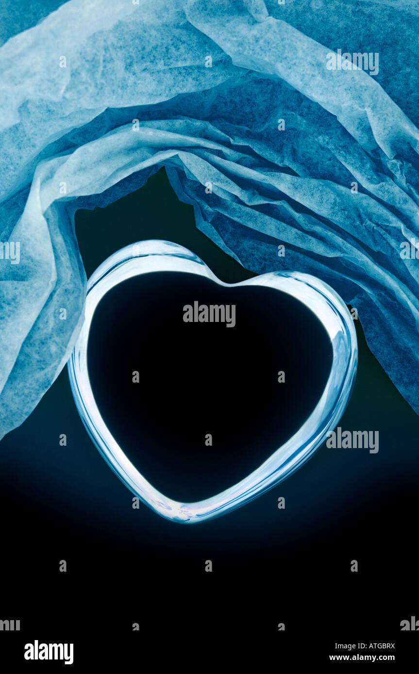 Heart shape - Stock Image