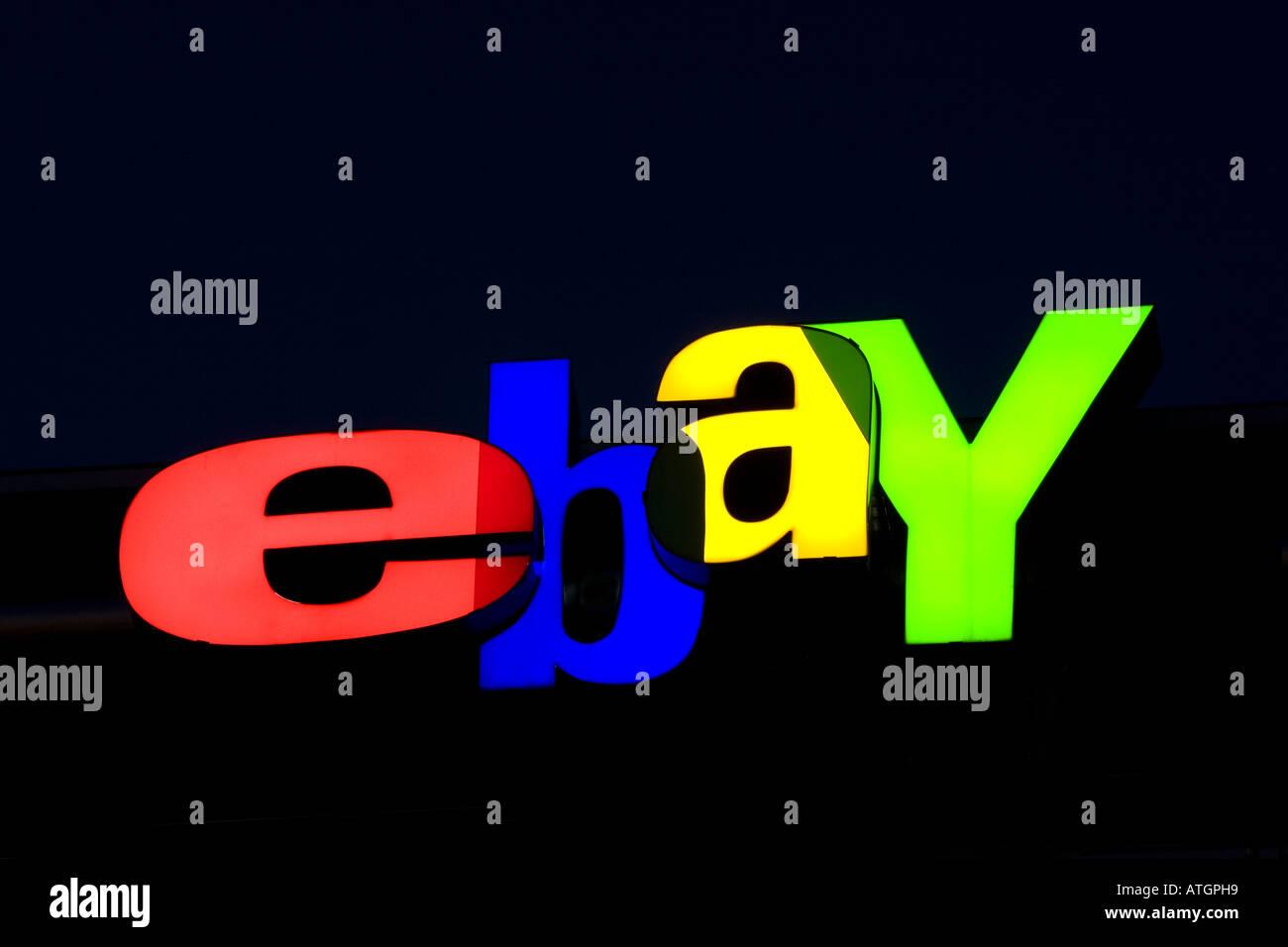 Ebay Symbol Stock Photo 9322648 Alamy