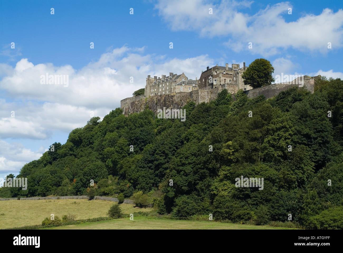dh  STIRLING STIRLINGSHIRE Stirling Castle Scotland Stock Photo