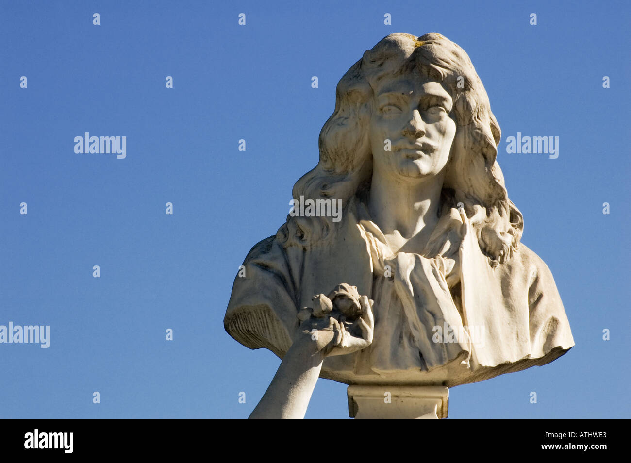 Molière: Moliere Statue Stock Photos & Moliere Statue Stock Images