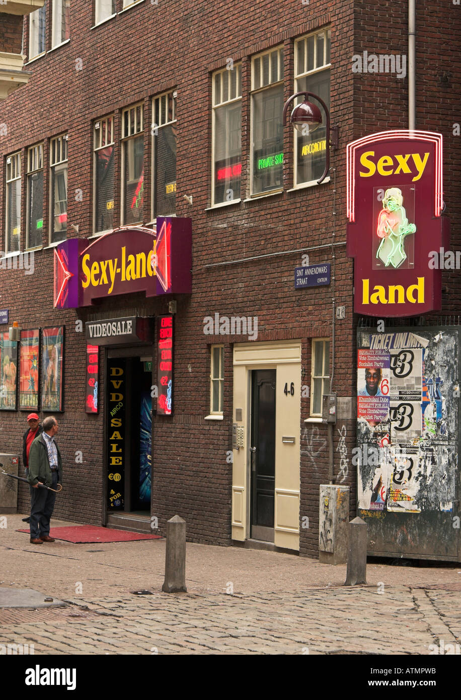 SEX AGENCY in Amsterdam