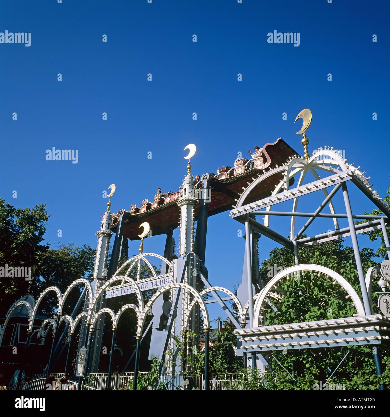 Tivoli Gardens Rides Open Garden Ftempo