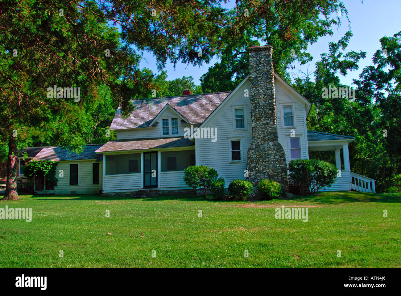 Wilder Home - Stock Image