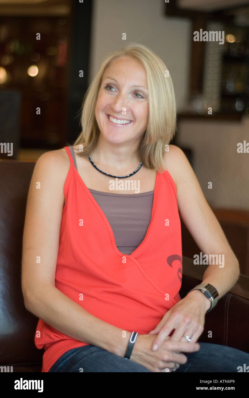 Paula Radcliffe Stock Photos & Paula Radcliffe Stock ...