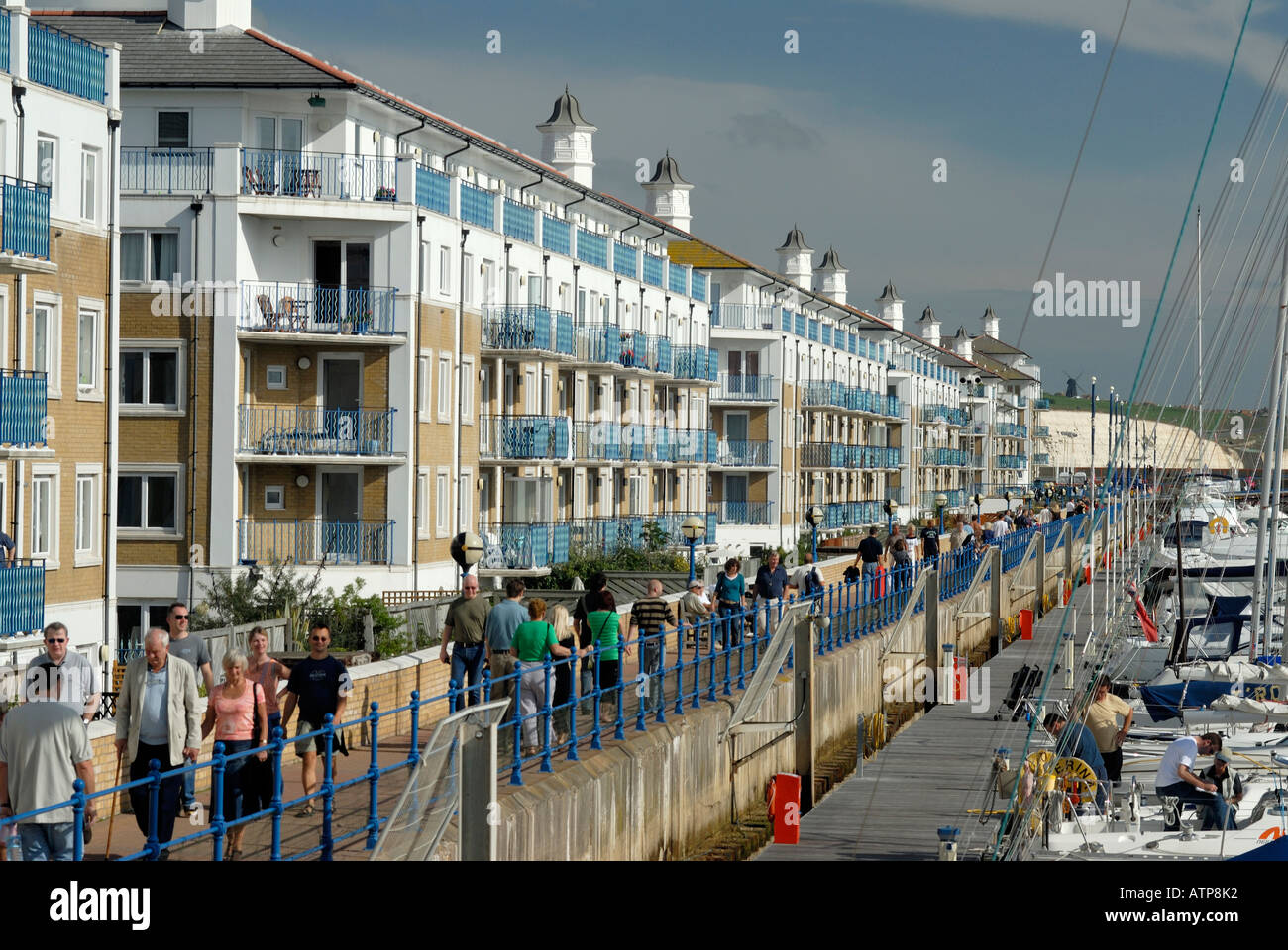 Residential Apartments Flats At Brighton Marina East Sussex