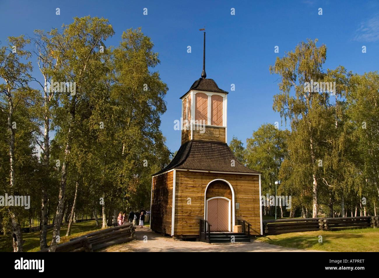 Church / Gallivare - Stock Image