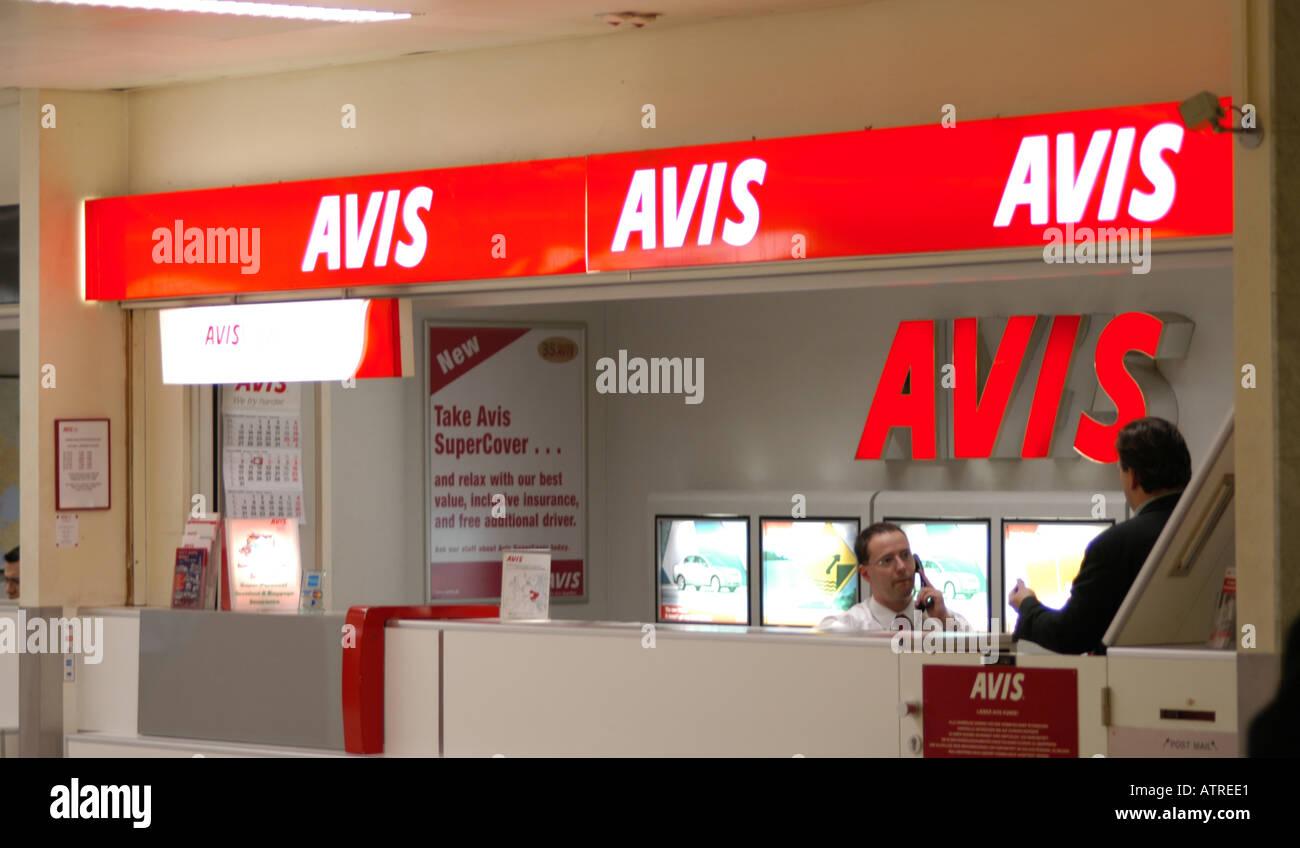 Avis Car Rental Cologne Germany