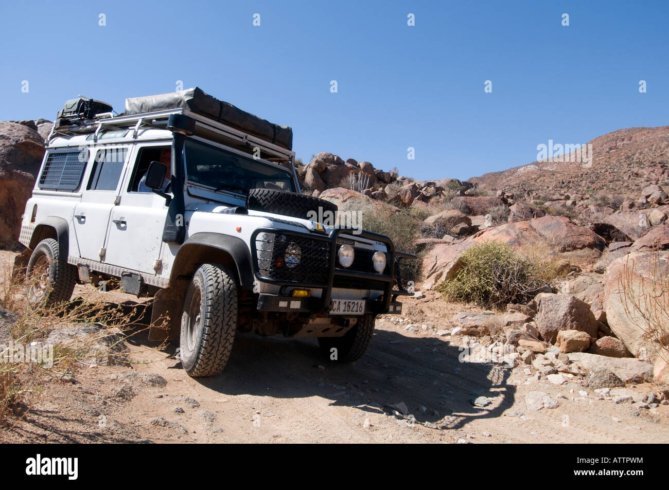 Land Rover 4x4 Stock Photos Images Alamy Ai Ais Richtersveld Transfrontier National Park With Crossing Rocky Pass Image