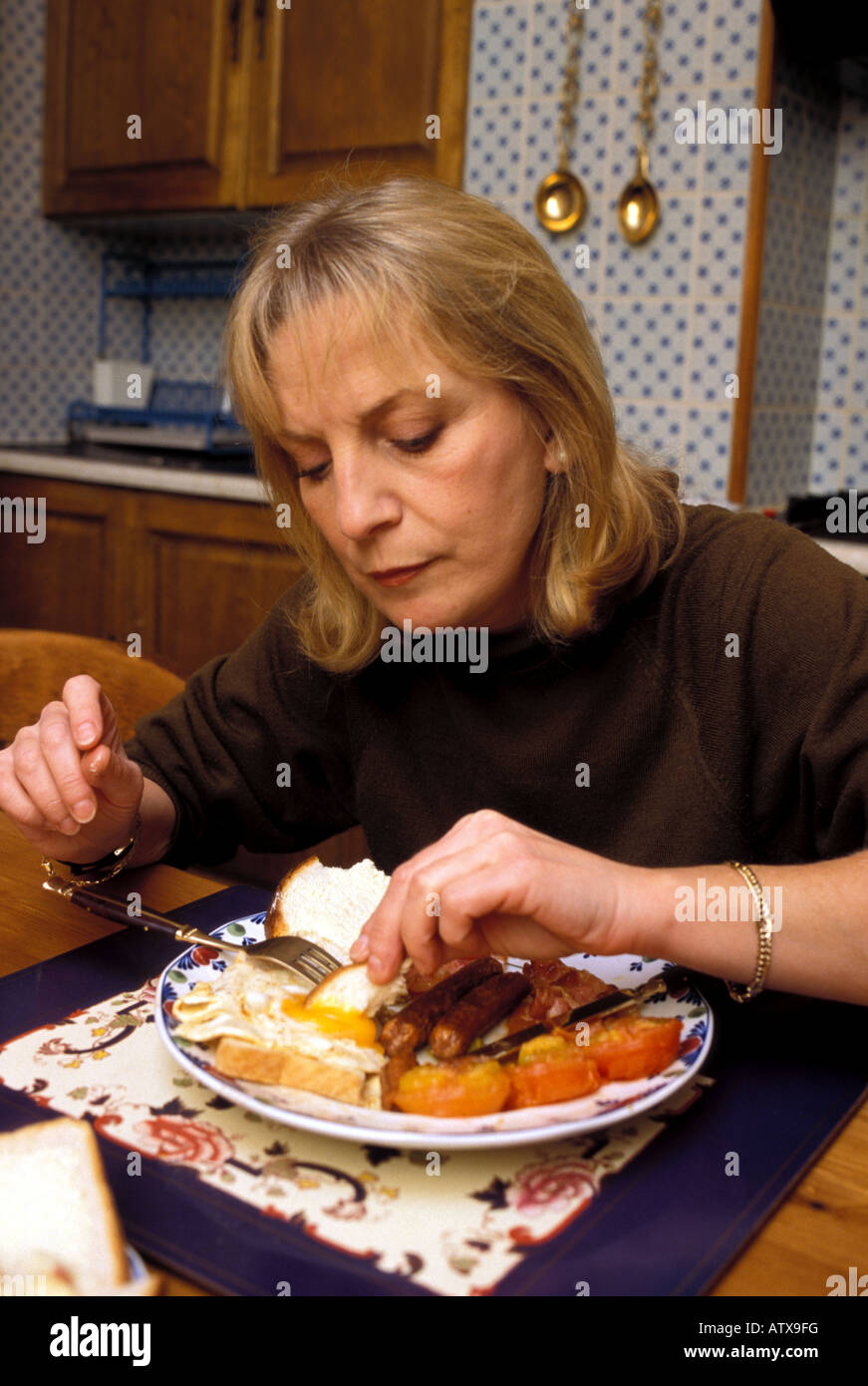 meal. - Stock Image