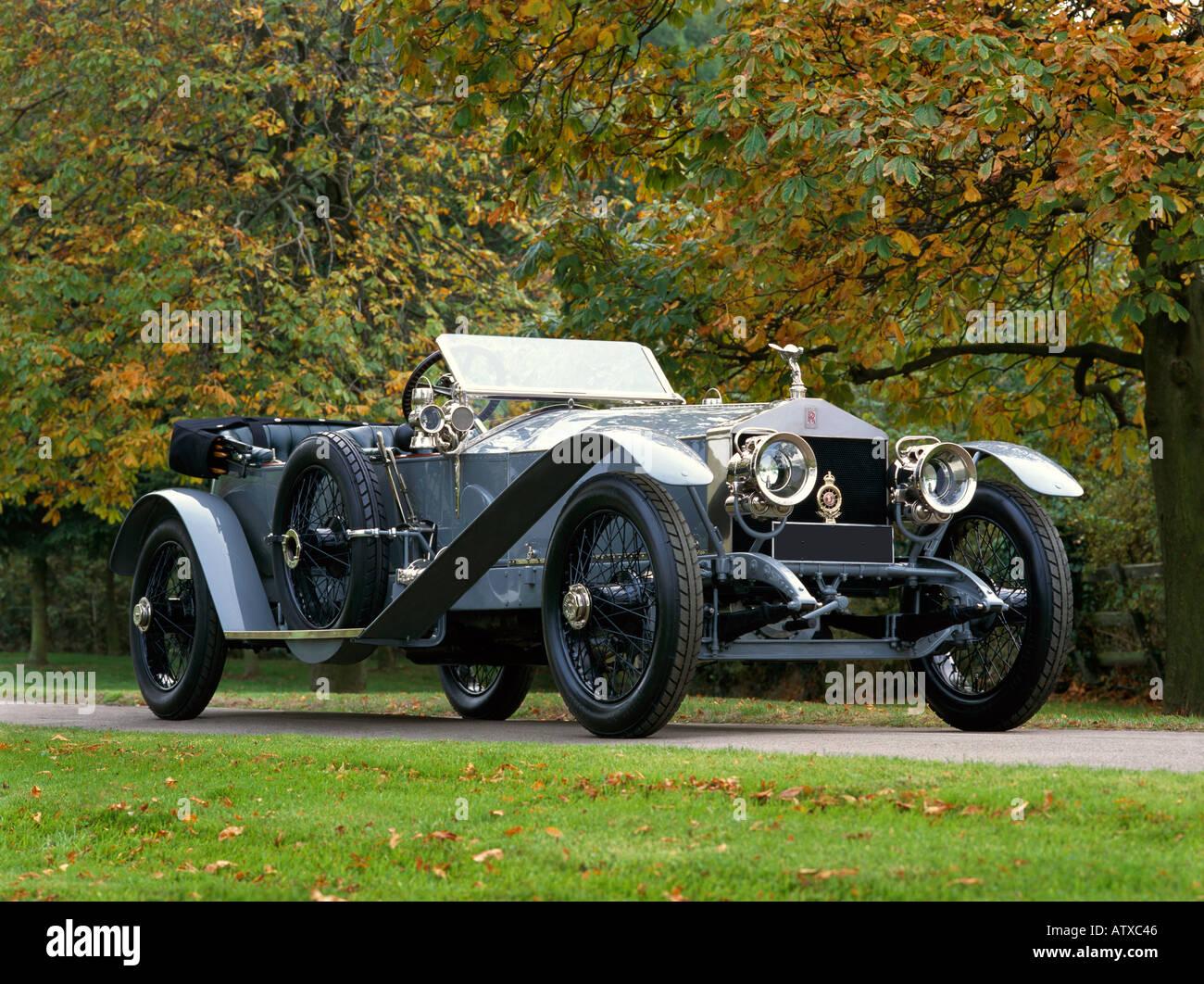 1911 rolls royce 40 50 hp silver ghost london edinburgh. Black Bedroom Furniture Sets. Home Design Ideas