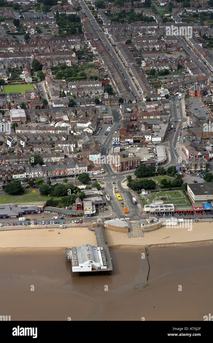 Cleethorpes Pier - Stock Image