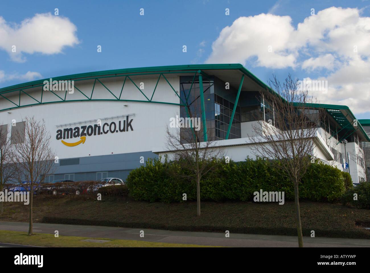 Amazon Uk Headquarters Bedfordshire Stock Photo 16420065 Alamy