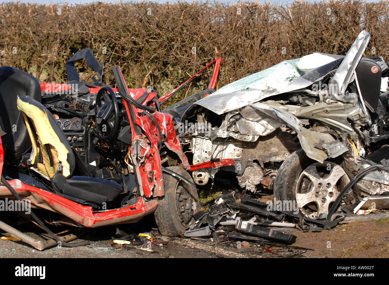 Car Crash Insurance Claim