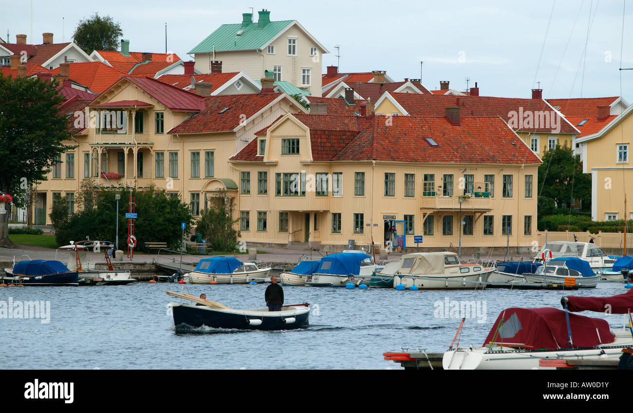 Archipelago, Marstrand, Sweden - Stock Image