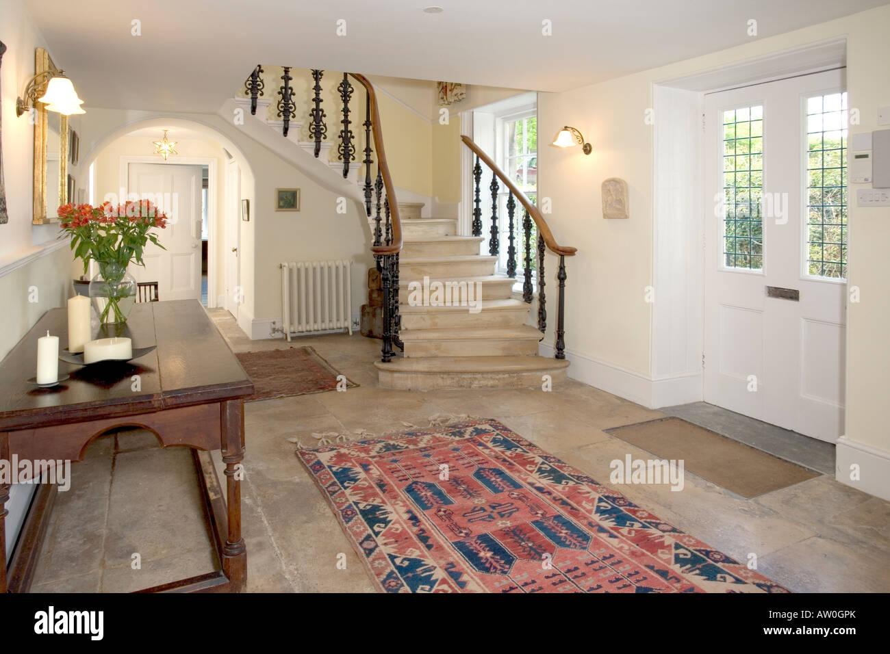 Doors Design: Home Interior, Large Tradional Hallway And Front Door