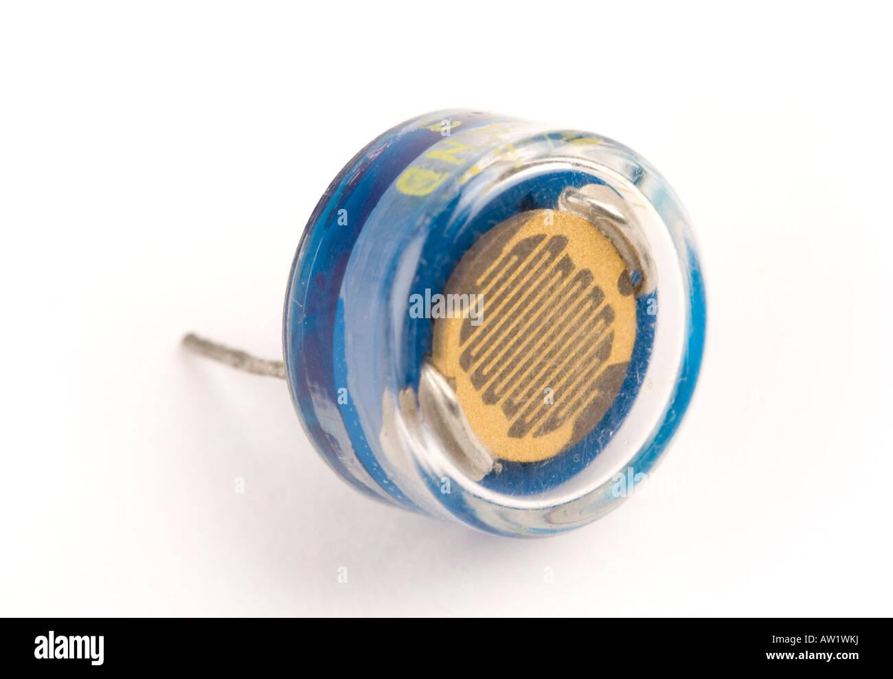 light dependant resistor\