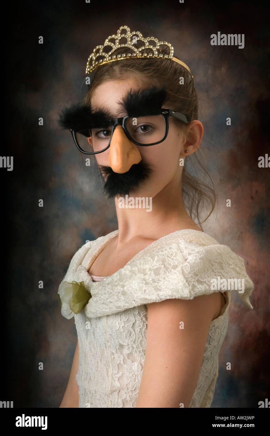 Seems hairy flat chested teen girl