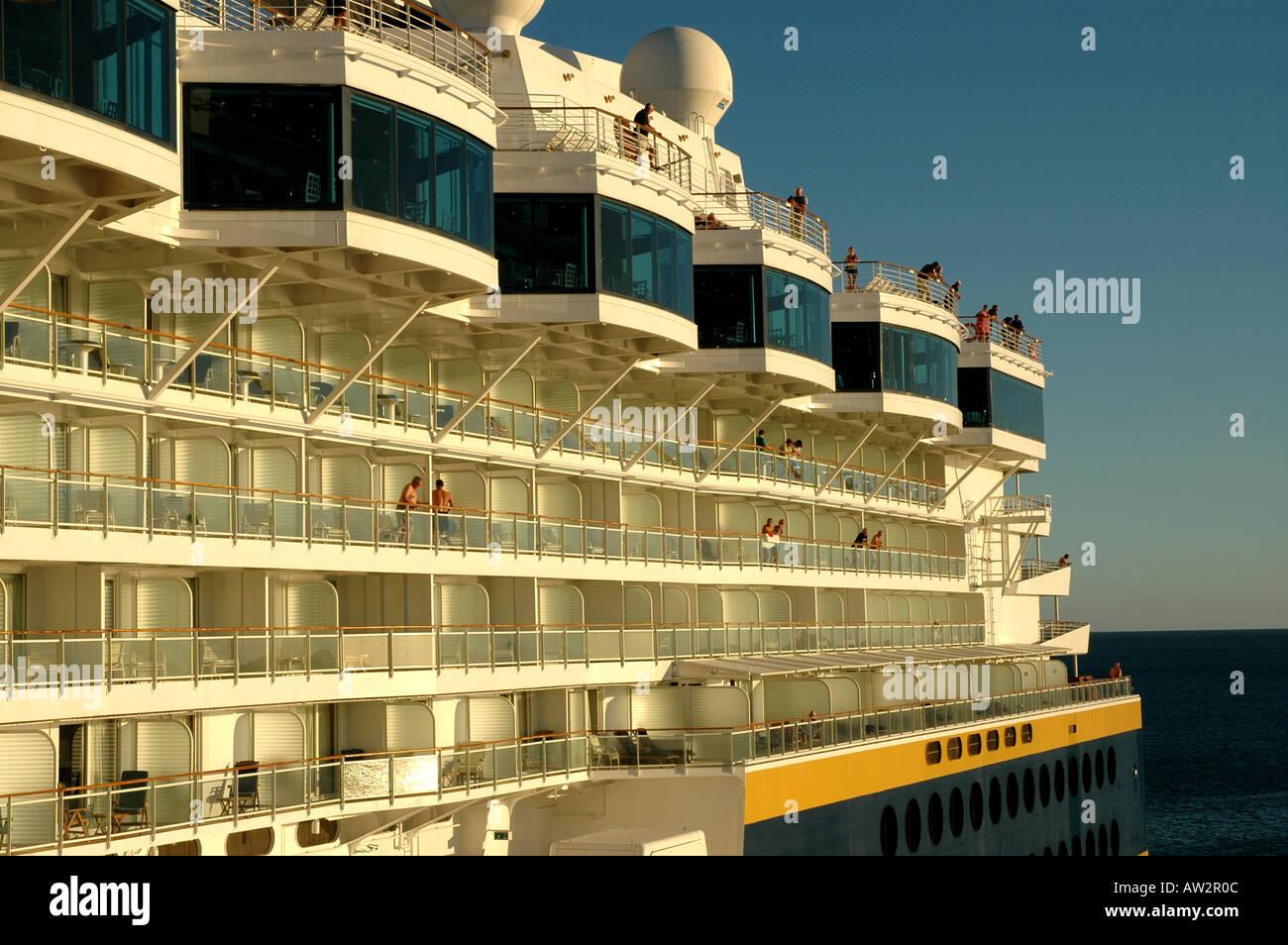 Celebrity infinity ship model