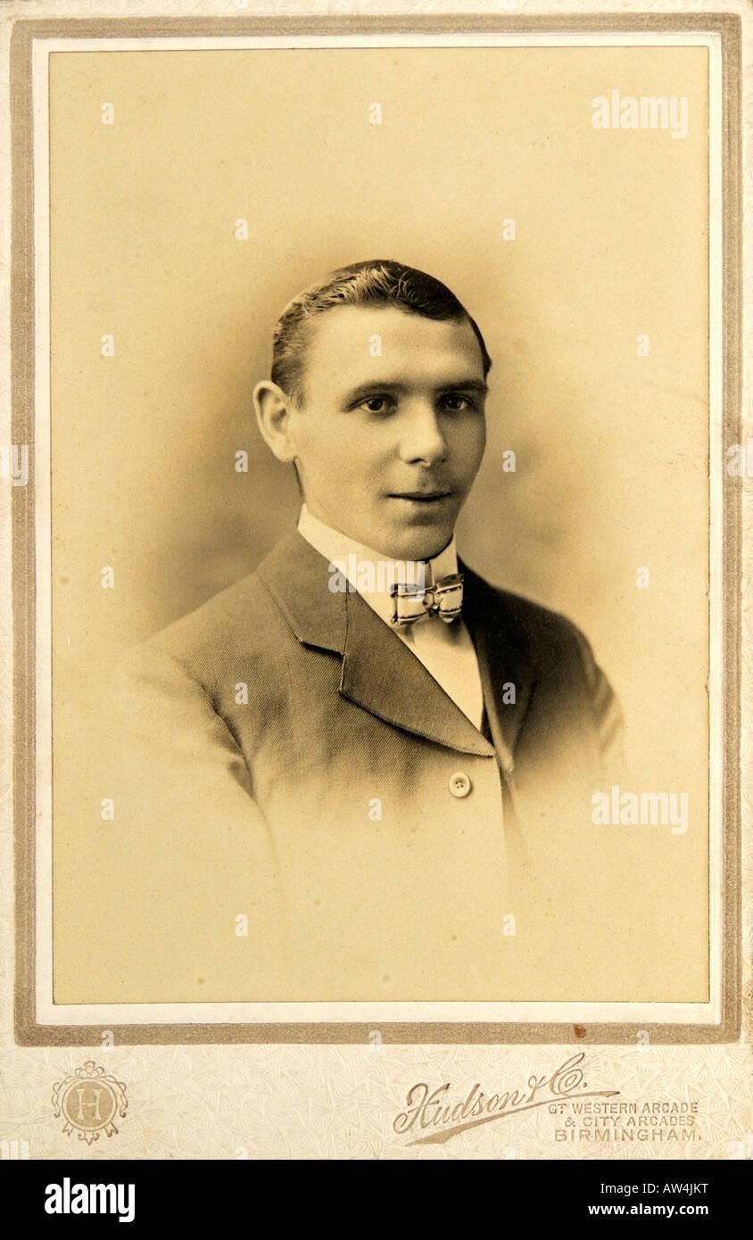Old Vintage Photograph Carte De Visite CDV