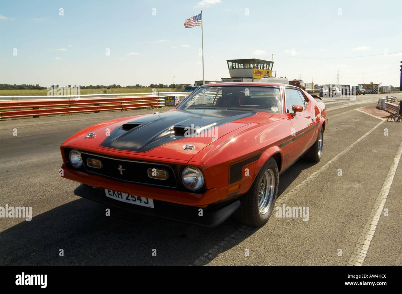 American Classic Car Ford Cobra Stock Photos Amp American