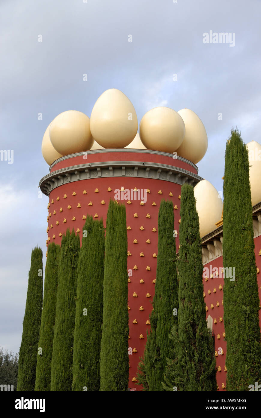 Museo Dali Barcelona.Dali Museum Barcelona Spain Stock Photo 16474083 Alamy