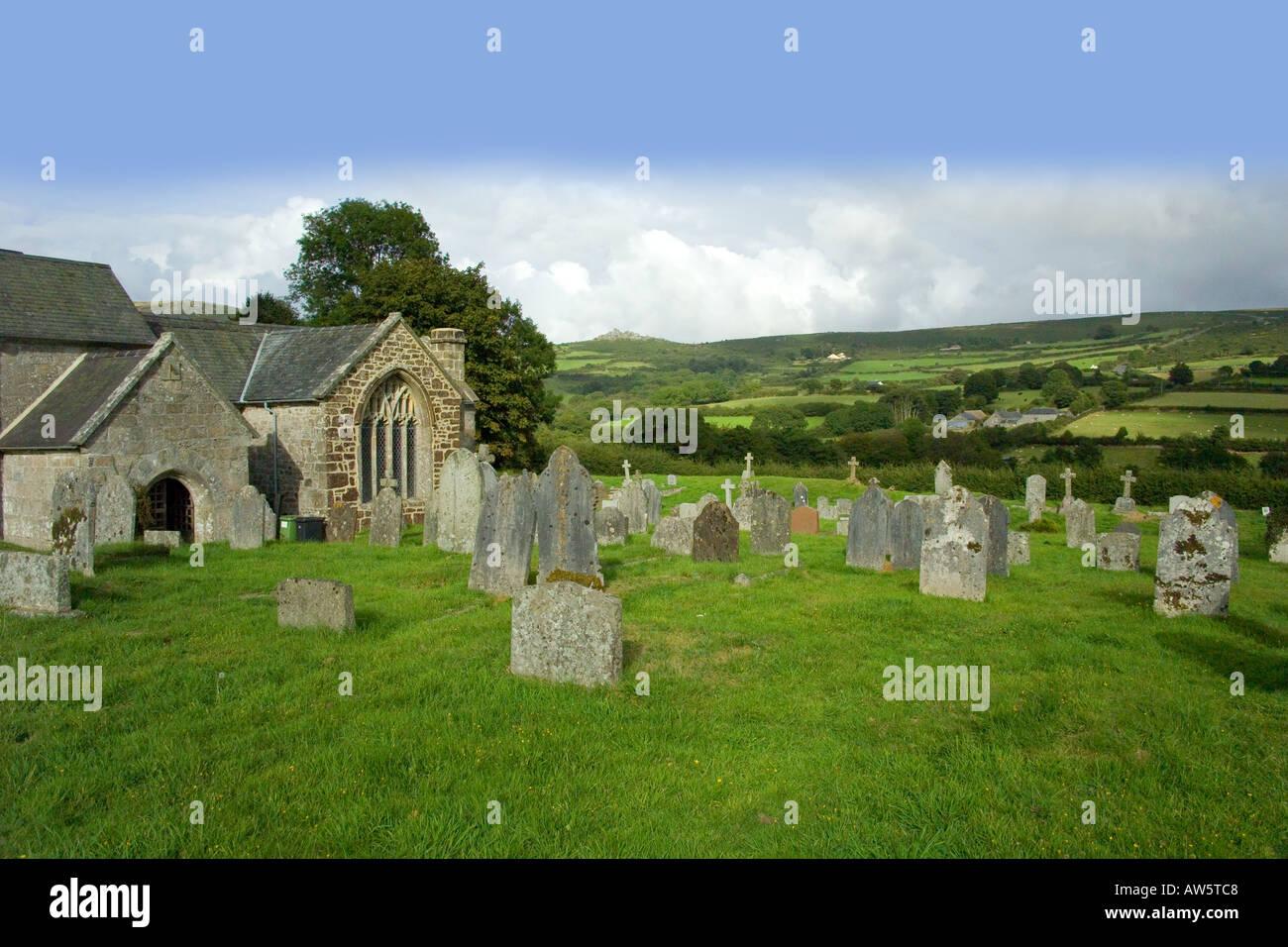 Country Church Churchyard In Devon Stock Photos Amp Country