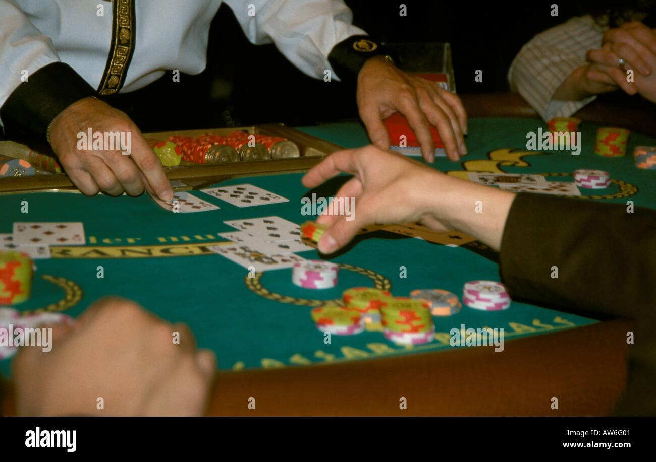 barberis a model of casino gambling
