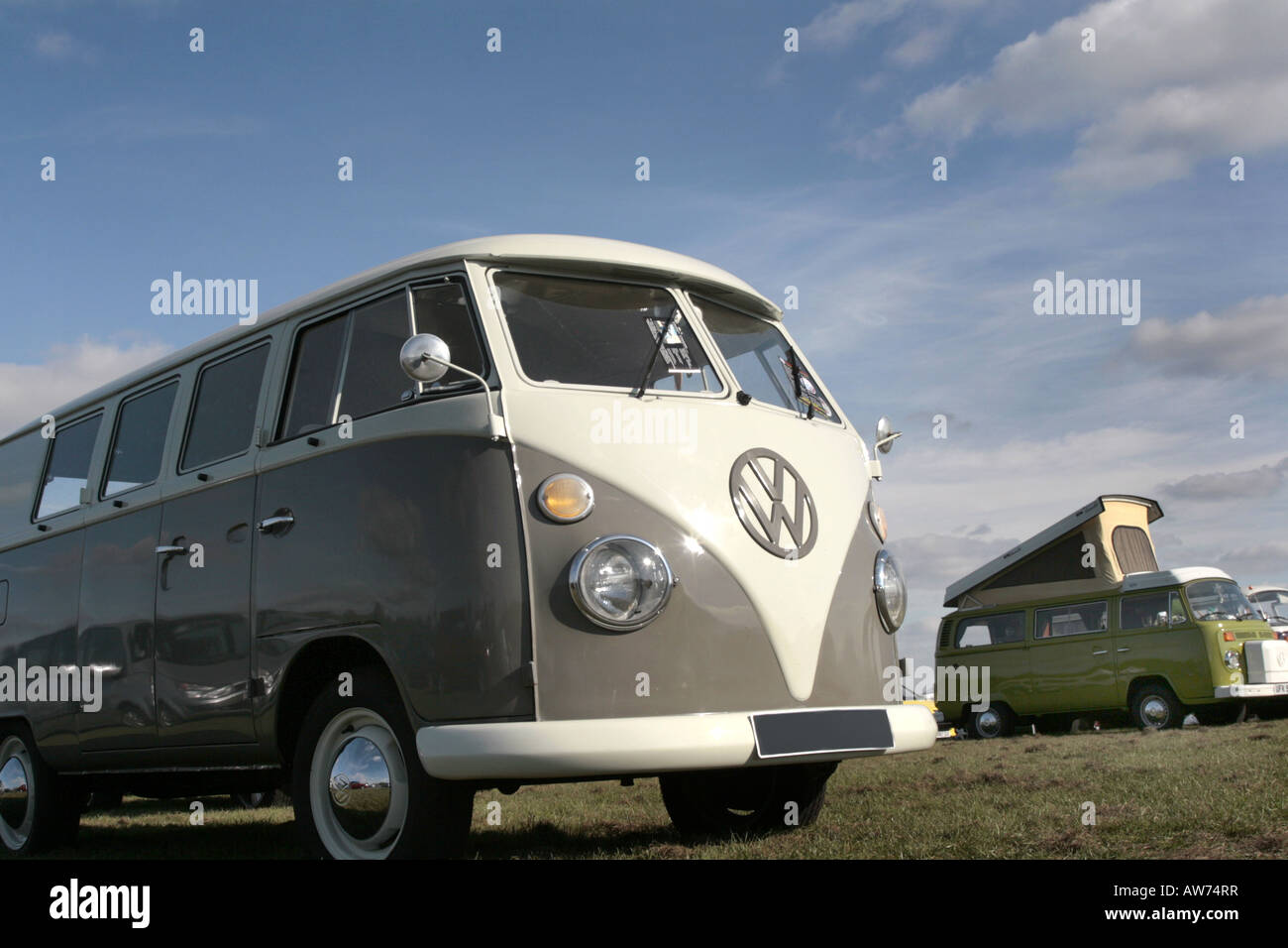 f91866f383aee6 The Volkswagen Kombi Camper Van is a utility vehicle that has achieved both  classic and cult status during its production