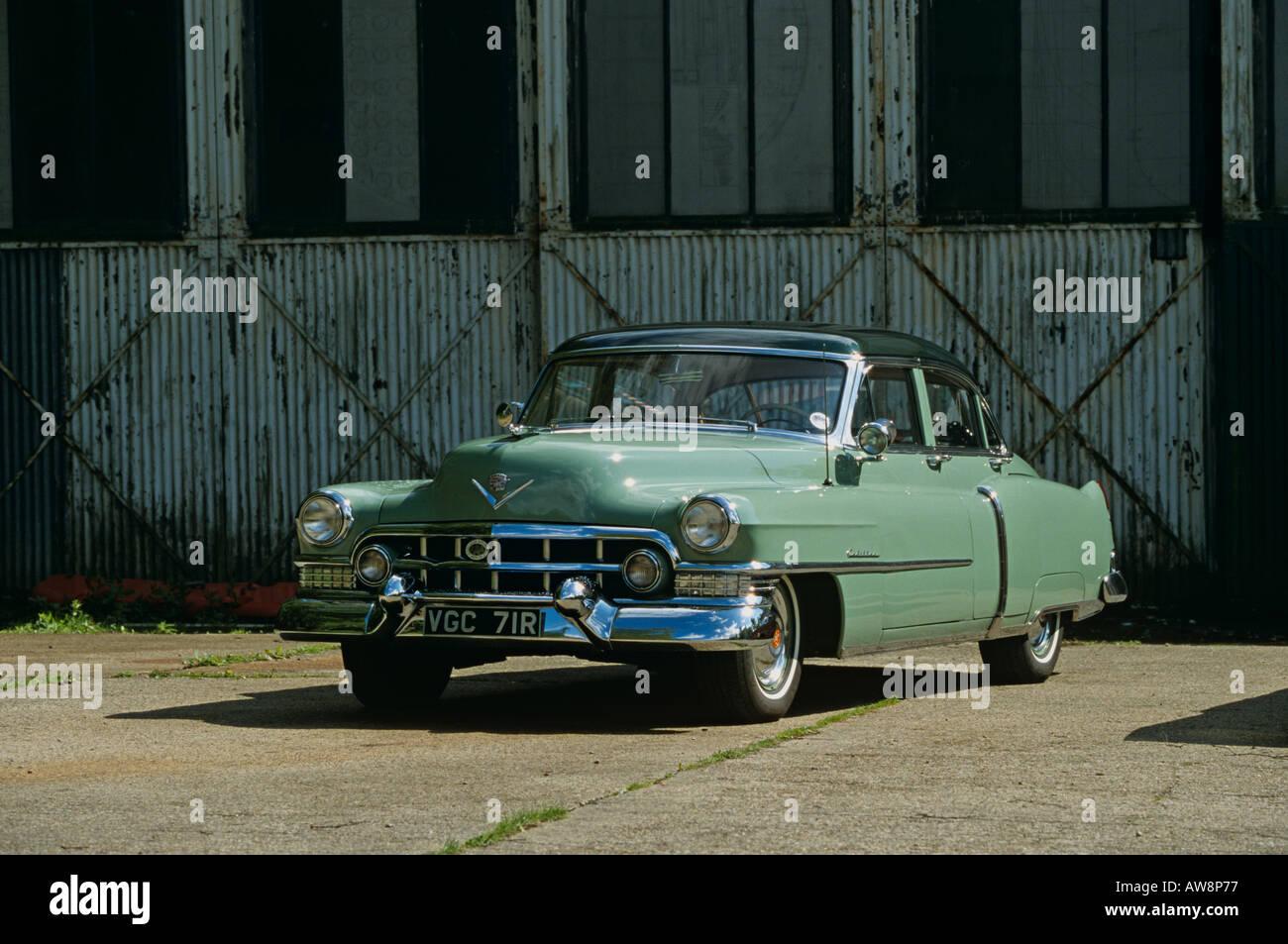 Cadillac Series 62 Images Stock Photos 1951 Convertible Sedan Of Image