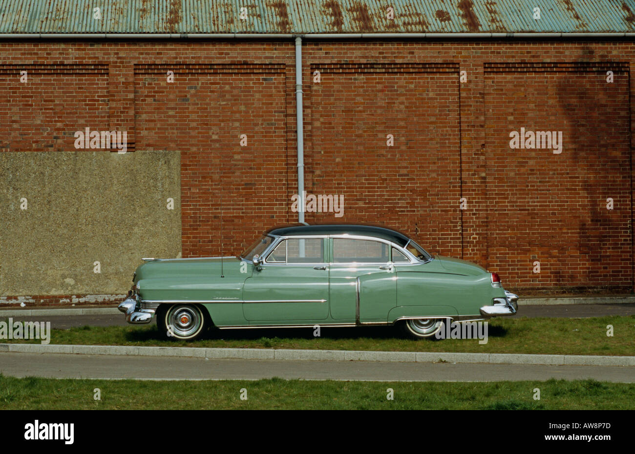Cadillac Series 62 Images Stock Photos 1951 Coupe Sedan Of Image