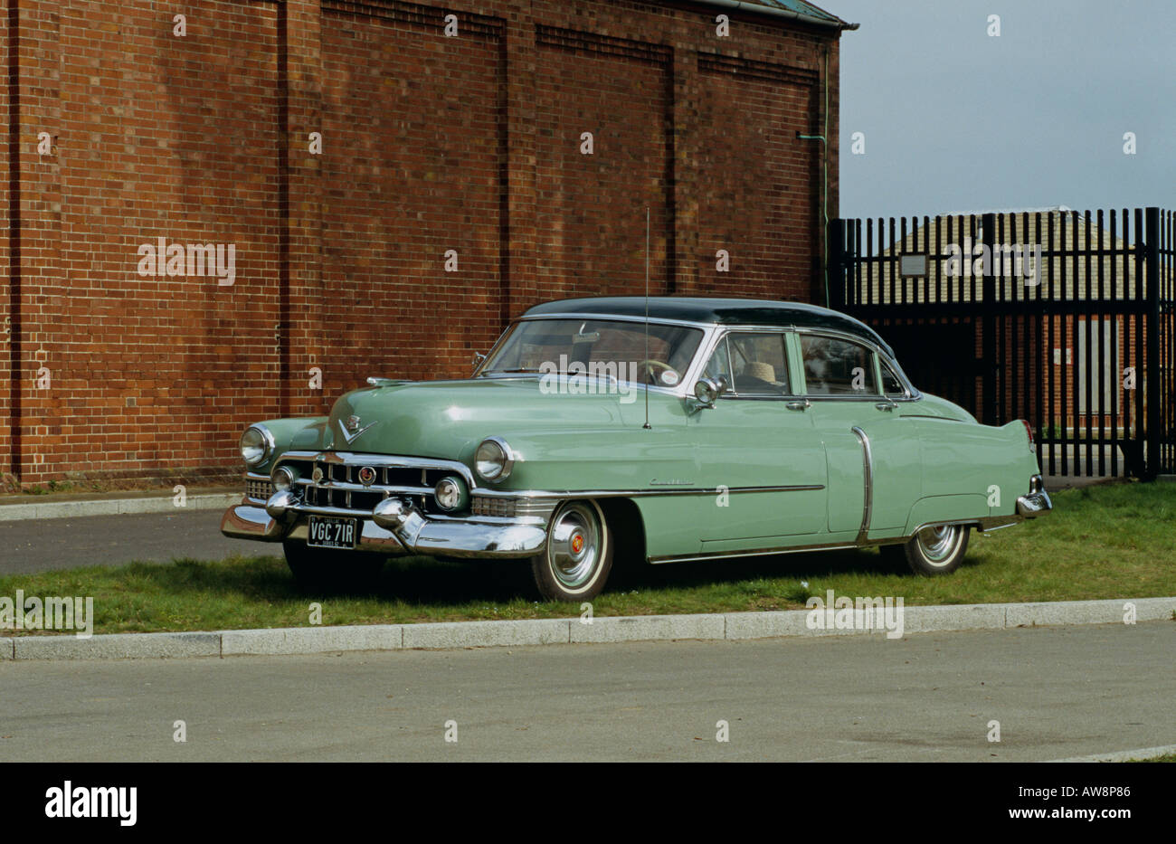 Images Cadillac Series 62 Stock Photos 1951 Coupe Sedan Of Image
