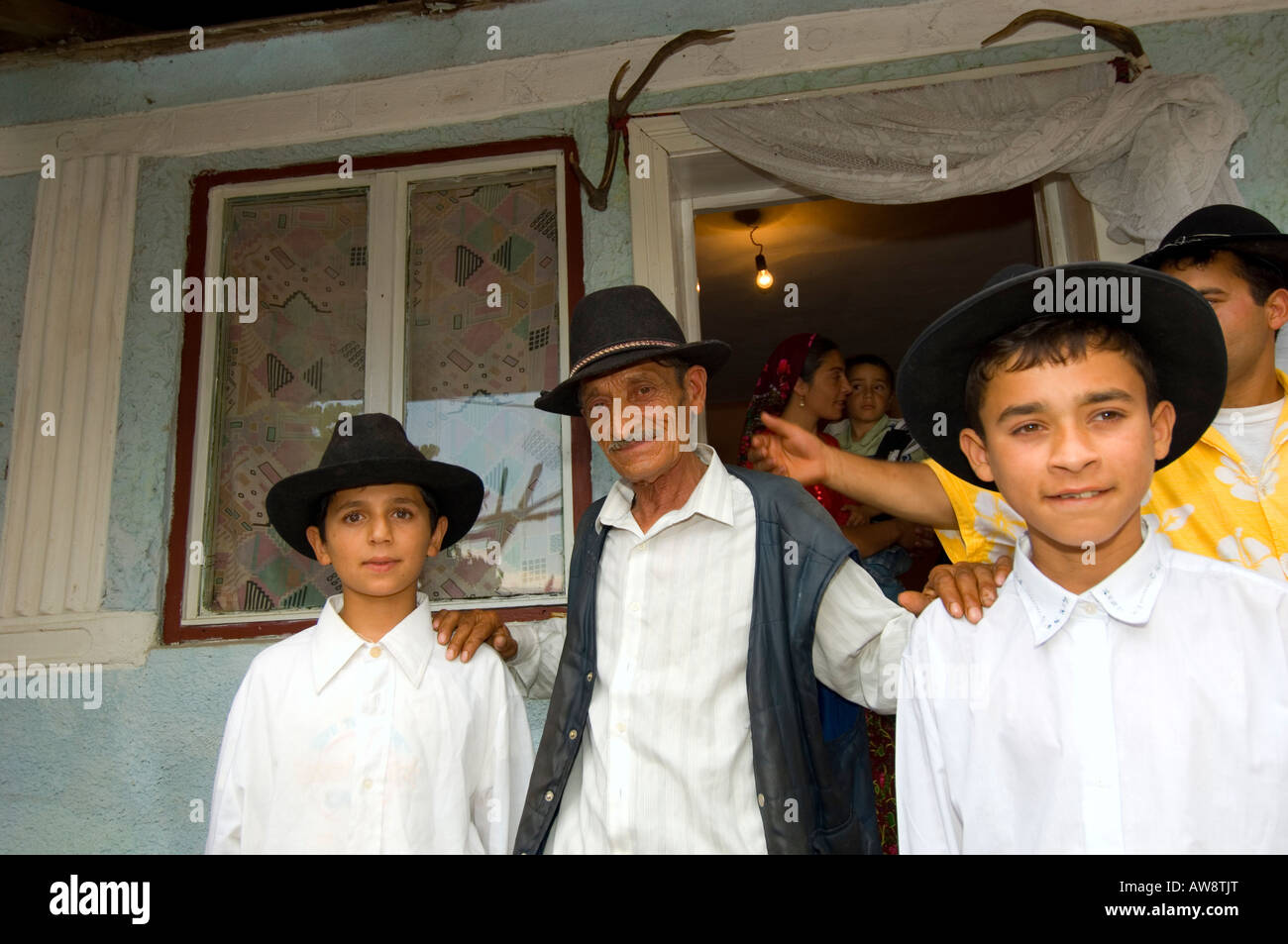 Gypsy Men Stock Photos & Gypsy Men Stock Images - Alamy