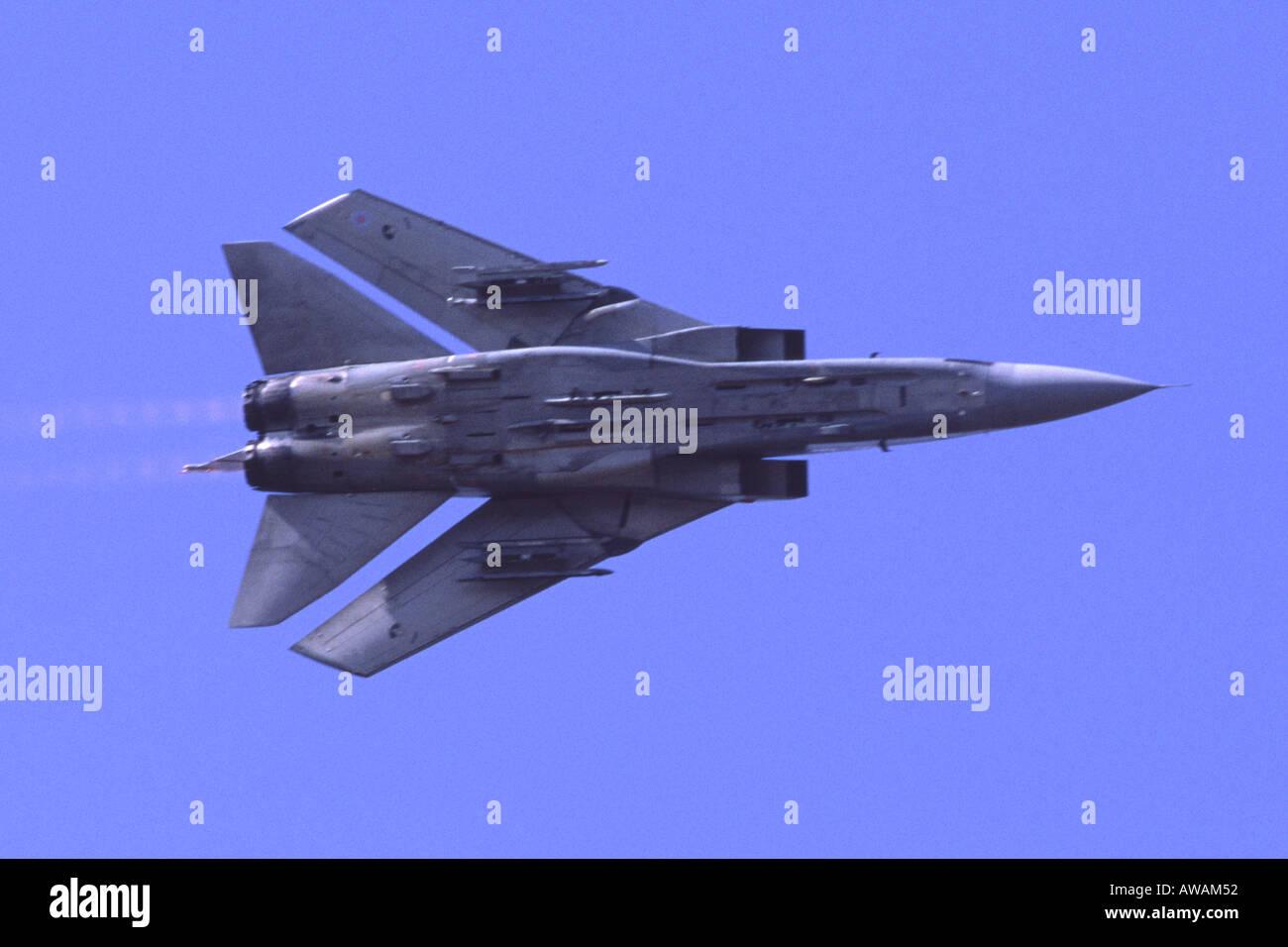 Panavia Tornado F3 - Stock Image