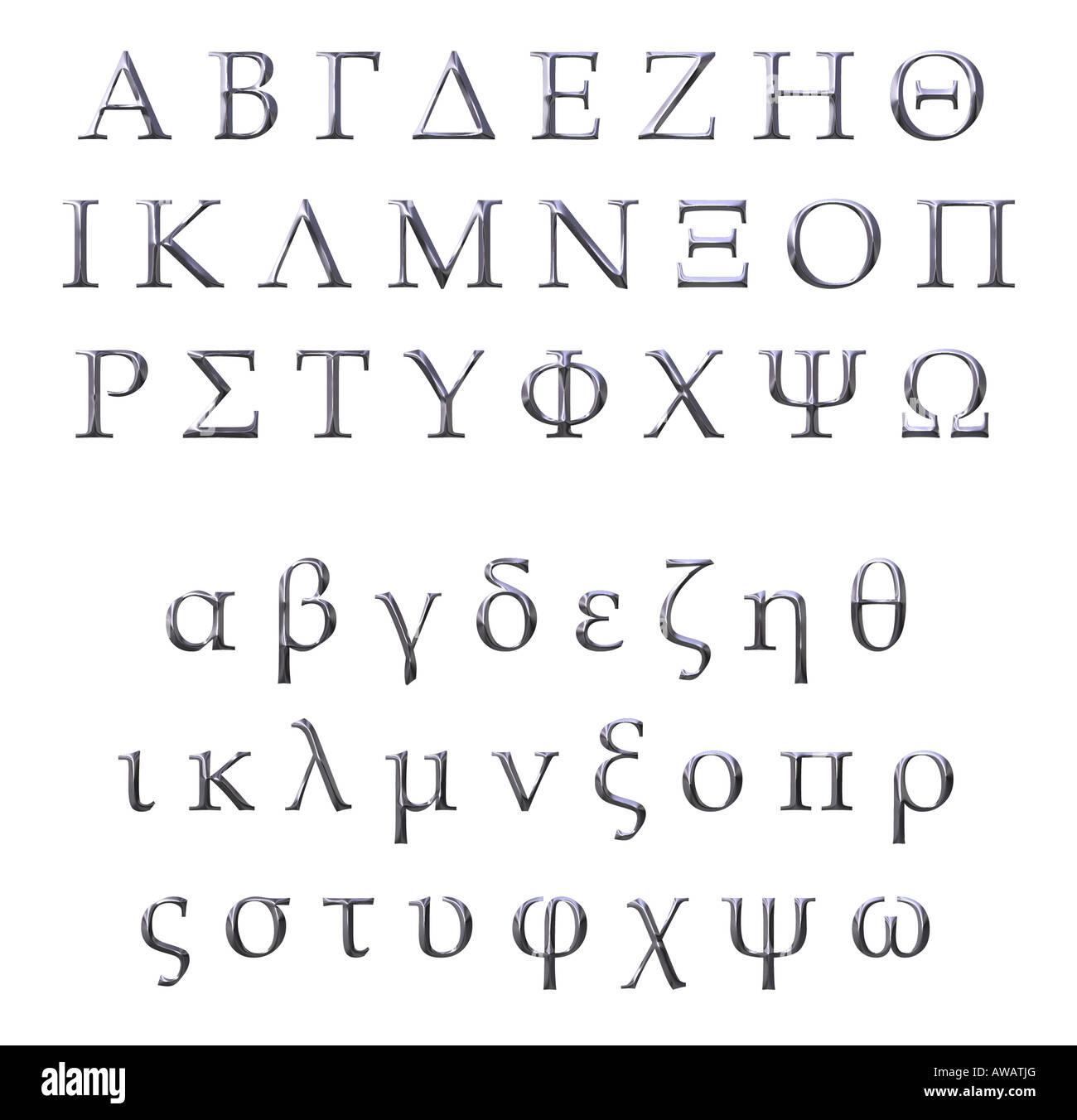 Greek Alphabet Stock Photos Greek Alphabet Stock Images Alamy