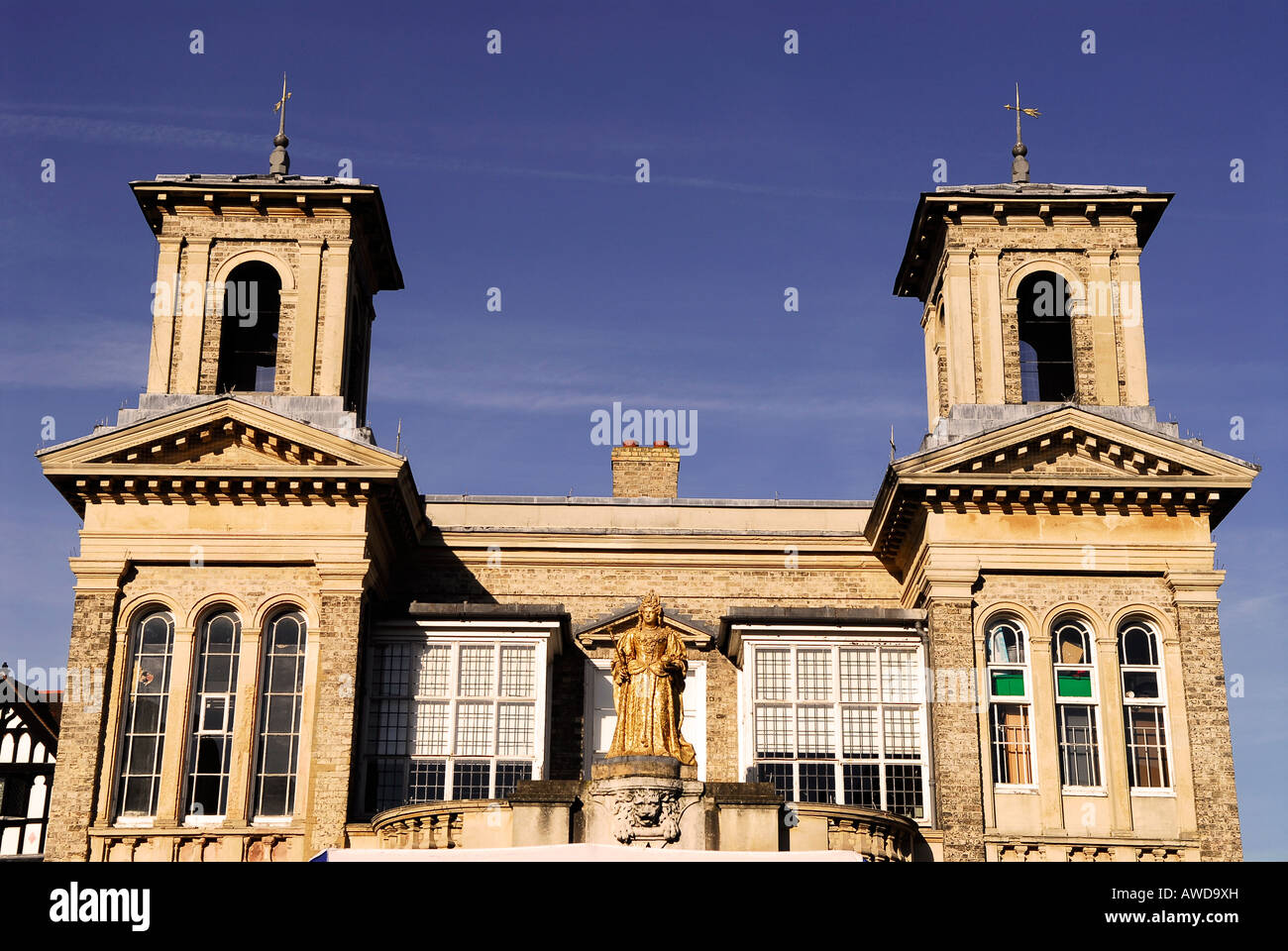Market House Tourist Information and Visitor Centre London Borough of Kingston Upon Thames - Stock Image
