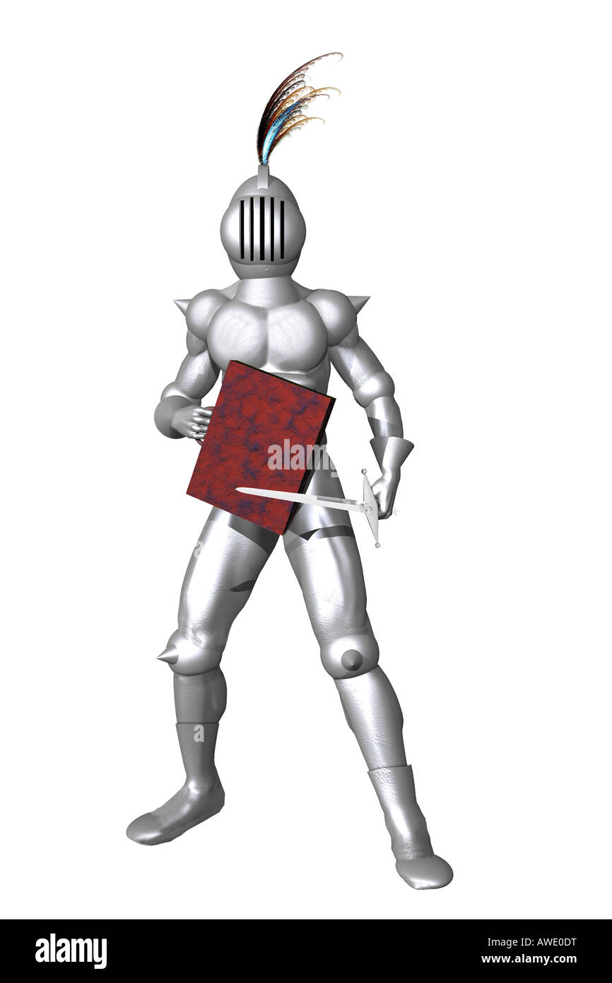 knight in shining armor cut out stock images pictures alamy