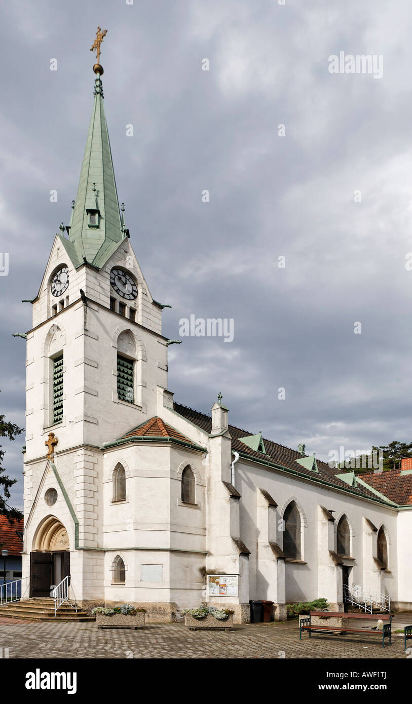 Church In Hirtenberg Triesingtal Triesing Valley Lower Austria