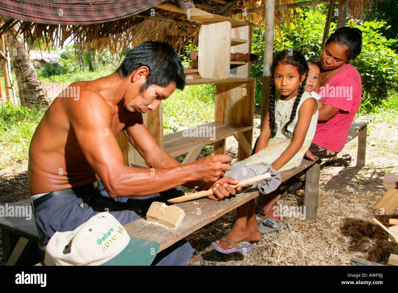 The #Arawak are a group of indigenous peoples of South ...   Arawak Indians Suriname South America