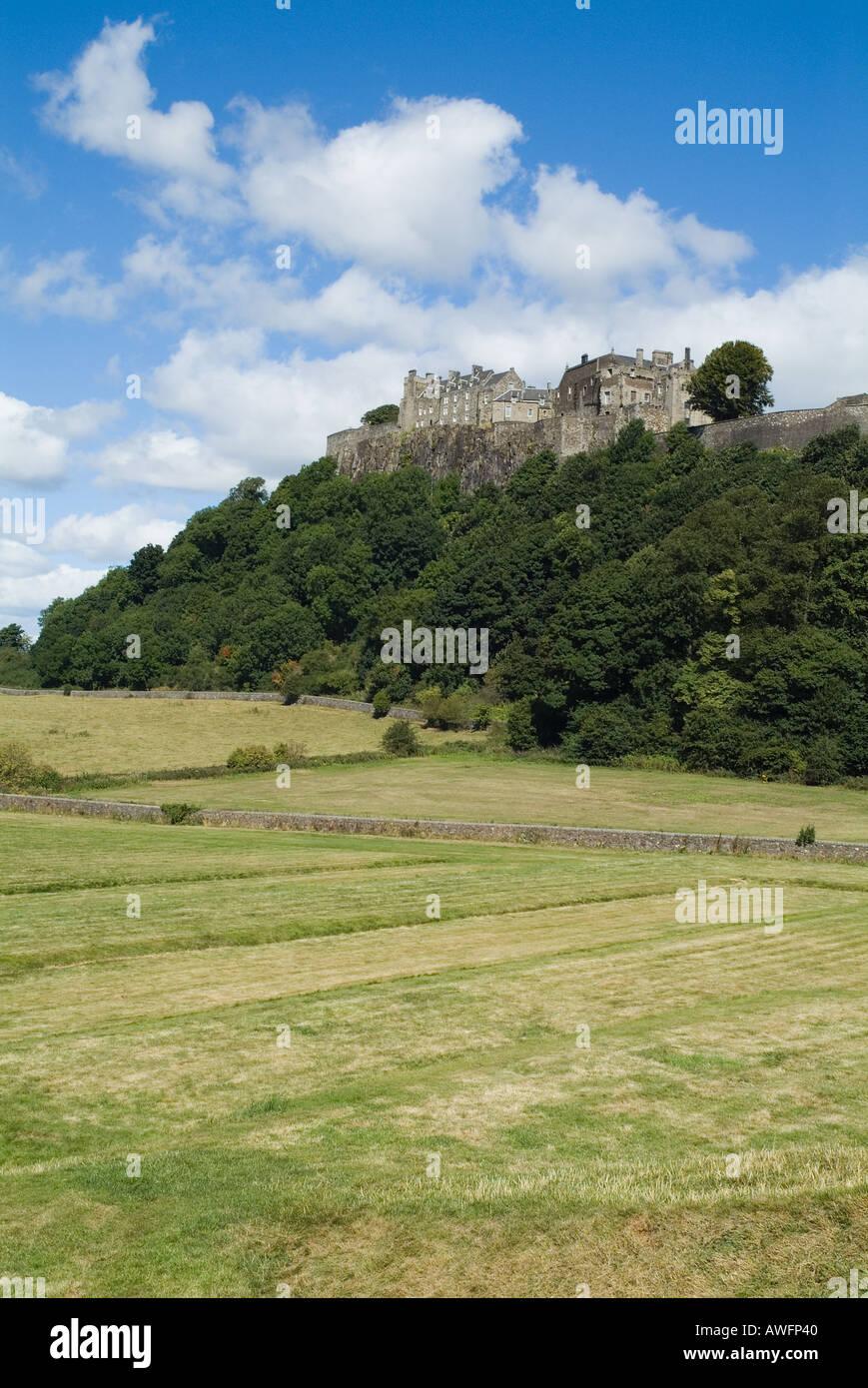 dh  STIRLING STIRLINGSHIRE Scottish Stirling Castle Scotland Stock Photo