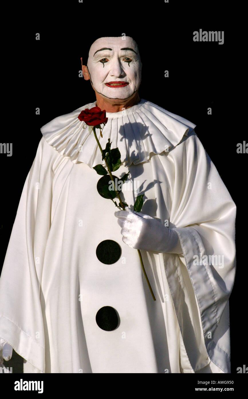 Pierrot 1 Stock Photo: 3066191...