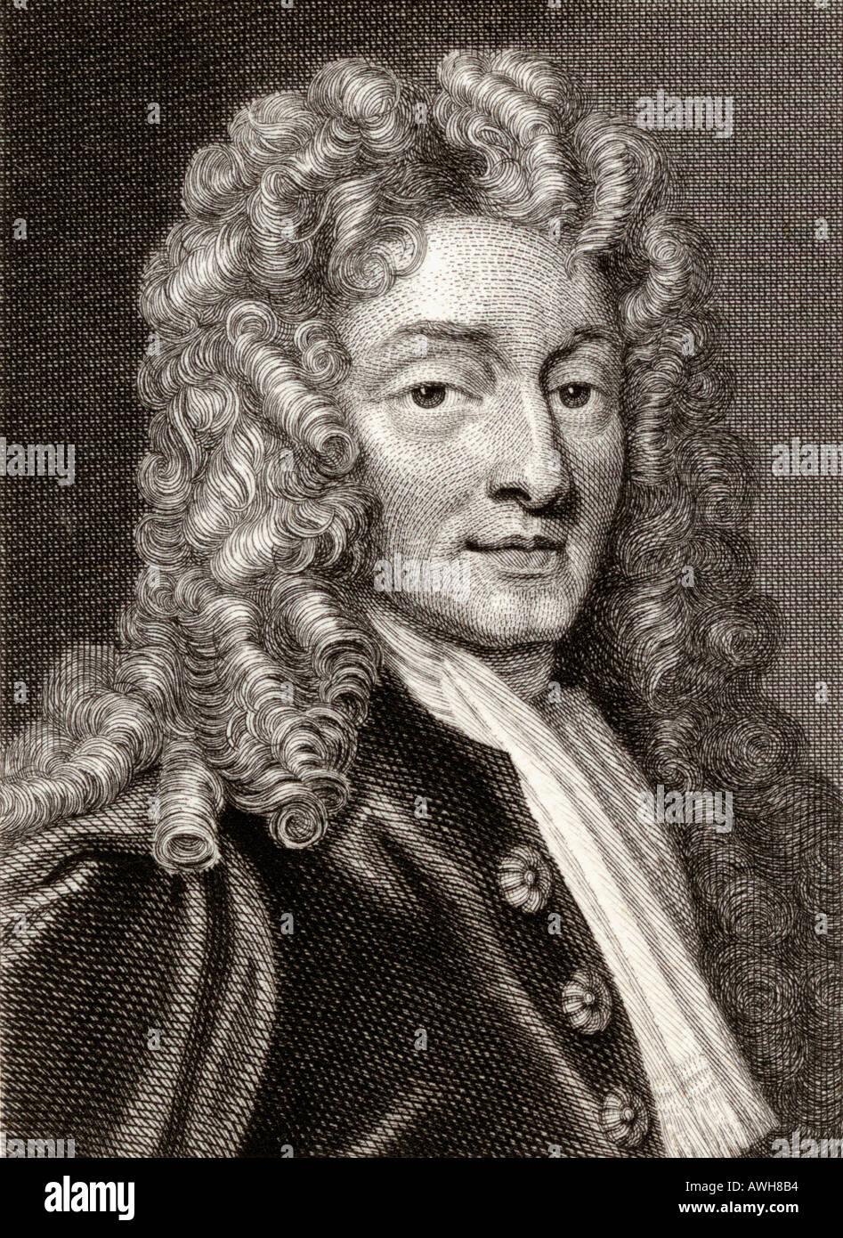 Sir Christopher Wren, 1632 - 1723. English architect, scientist ...