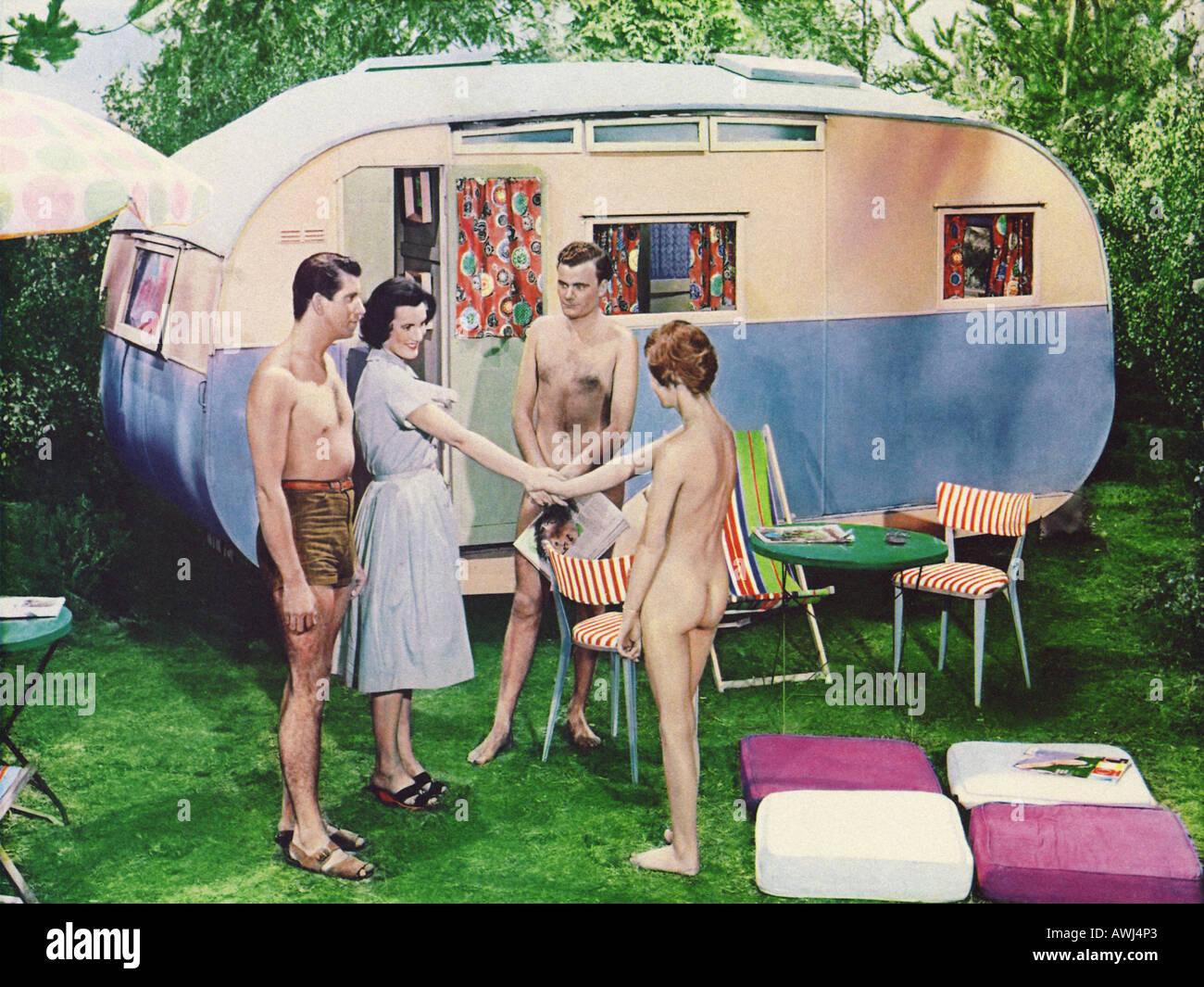 Nudist Family Story